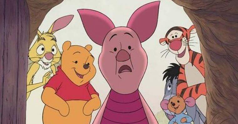 Leitão Ansiedade - Personagens do Ursinho Pooh na verdade representam transtornos mentais