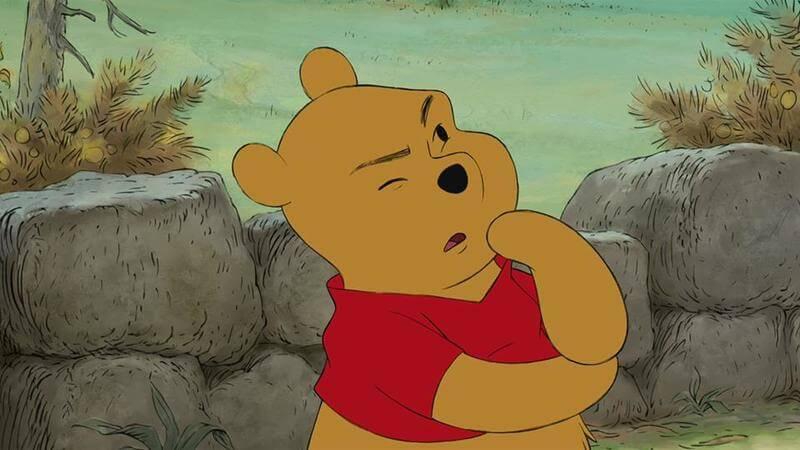 pooh - Personagens do Ursinho Pooh na verdade representam transtornos mentais