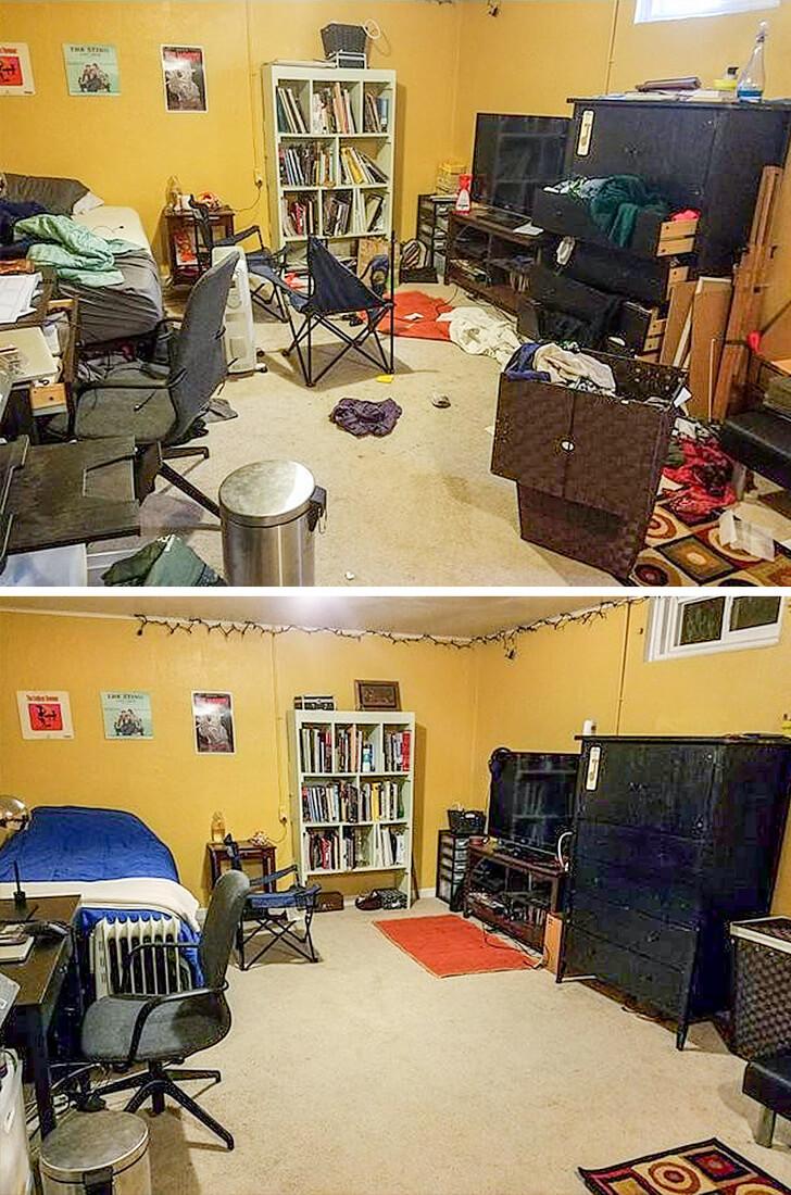 1 54 - 8 imagens que te farão você querer limpar sua casa agora mesmo