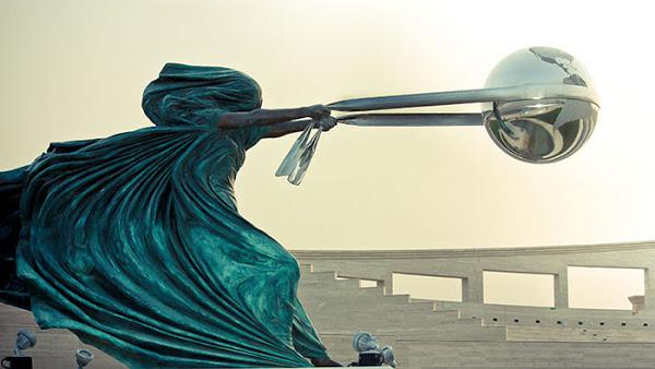3 14 - 21 Artes que desafiam a gravidade e será necessário ver duas vezes para entender