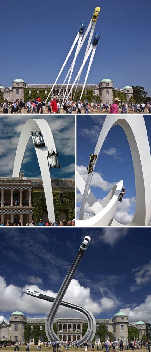 5 8 - 21 Artes que desafiam a gravidade e será necessário ver duas vezes para entender