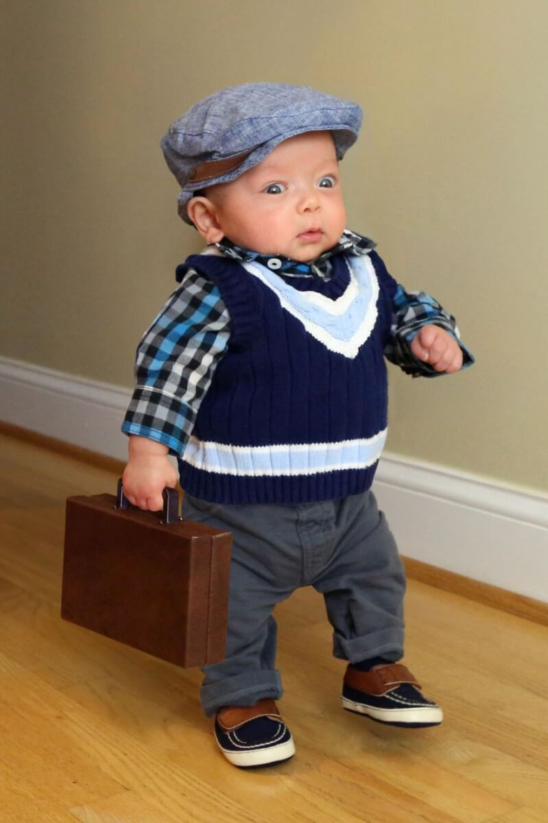 Ryan9 5c4756435c5cb 880 - Bebê prematuro que bombou nas redes sociais fazendo coisas viris