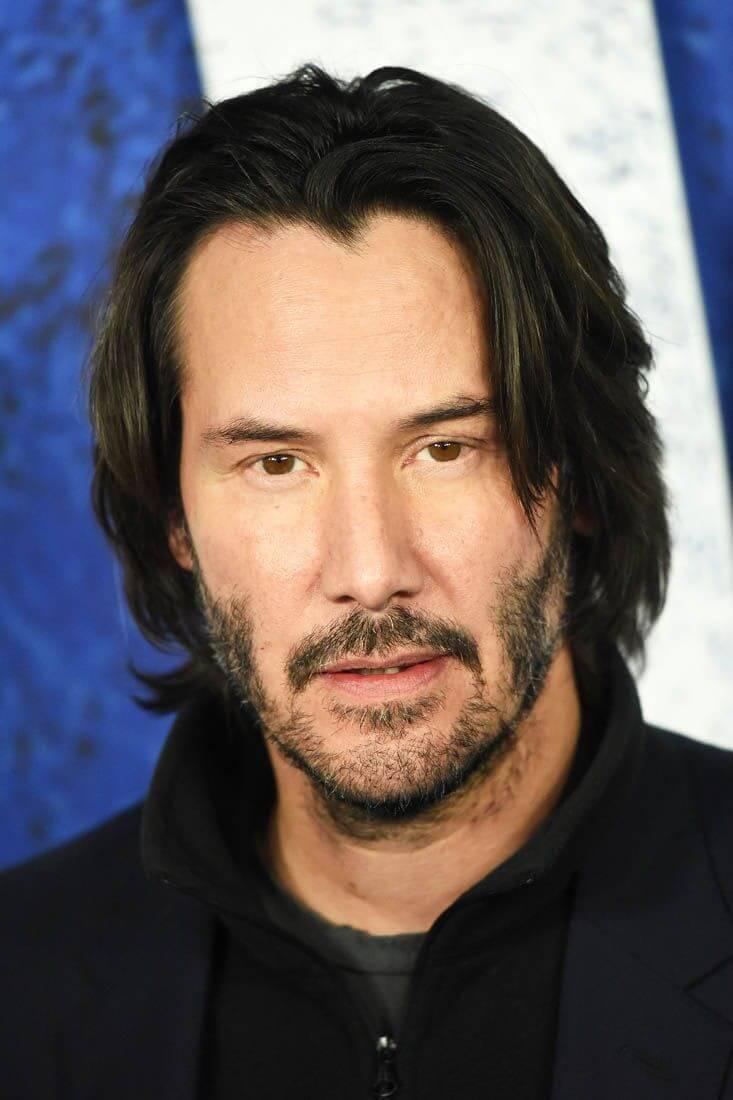 """0cec914cd355eefb153ff1ea22f8a1f2 - Keanu Reeves admite ser um rapaz solitário e diz, """"Eu não tenho ninguém em minha vida"""""""
