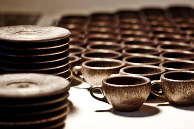 katteform4 - Conheça as xícaras e copos criados da reciclagem da borra de café