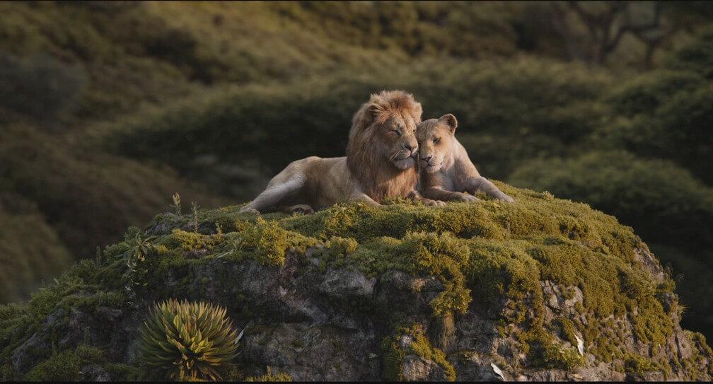 snapshot13 - Filhote modelo para o Live Action de 'Rei Leão'