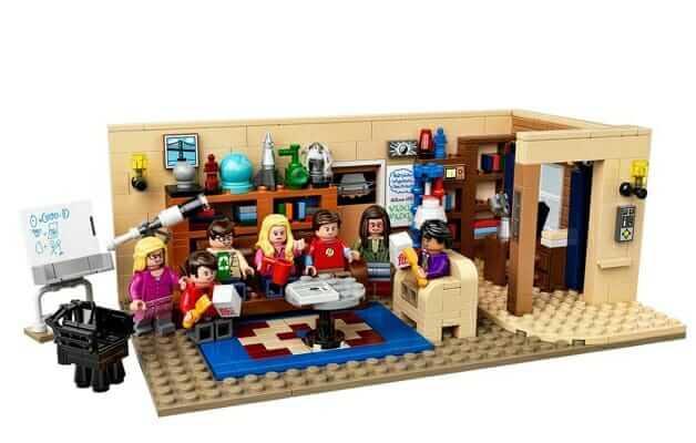 legotbbt - Lego anuncia lançamento inspirado na amada série Friends