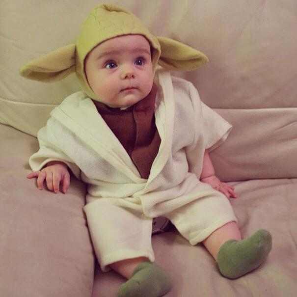 baby halloween costumes 210 605 - Aqui estão os 10 bebês mais fofos fantasiados para o tema do Halloween