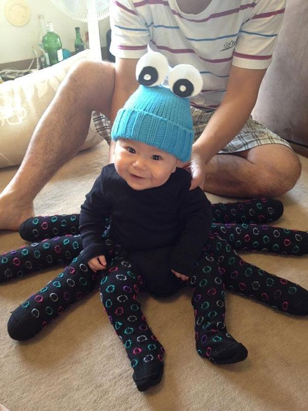baby halloween costumes 221 605 - Aqui estão os 10 bebês mais fofos fantasiados para o tema do Halloween