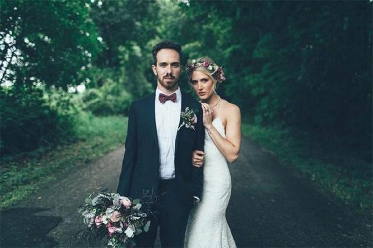 kevin2 - Homem se casa com a mulher que o impediu de cometer suicídio na adolescência