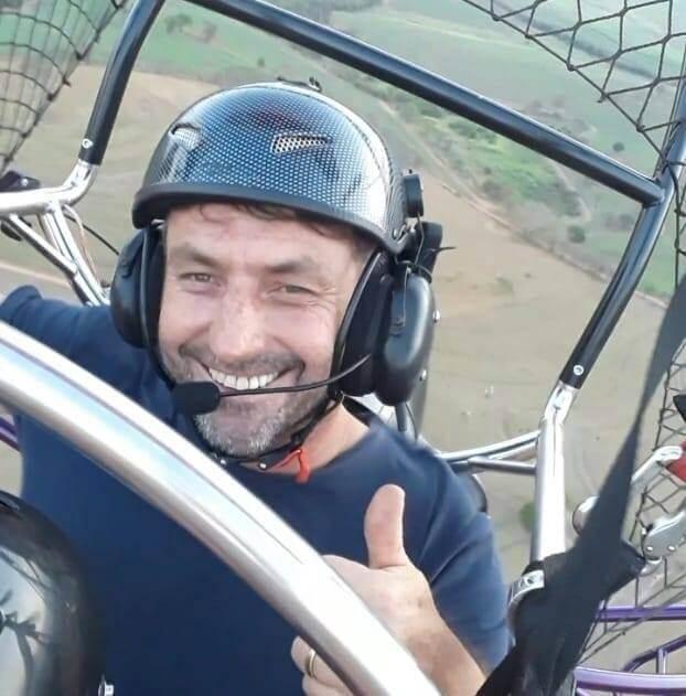 piloto semeia aracatuba - Instrutor de voo espalha sementes enquanto voa para reflorestar sua região em SP