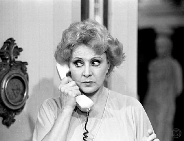 eva 2 - Eva Todor, grande estrela do humor, deixa sua fortuna de herança para sua empregada, motorista e secretário