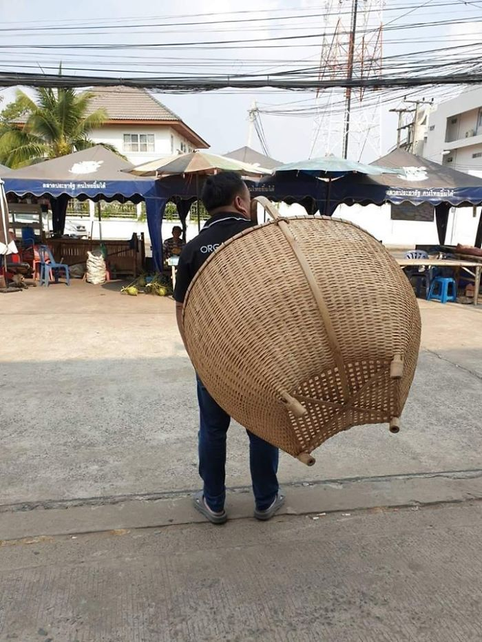 unusual ways people dealing plastic bag ban thailand 44 5e14396c07da0 700 - Tailândia começa 2020 proibindo sacolas plásticas e veja como as pessoas reagiram