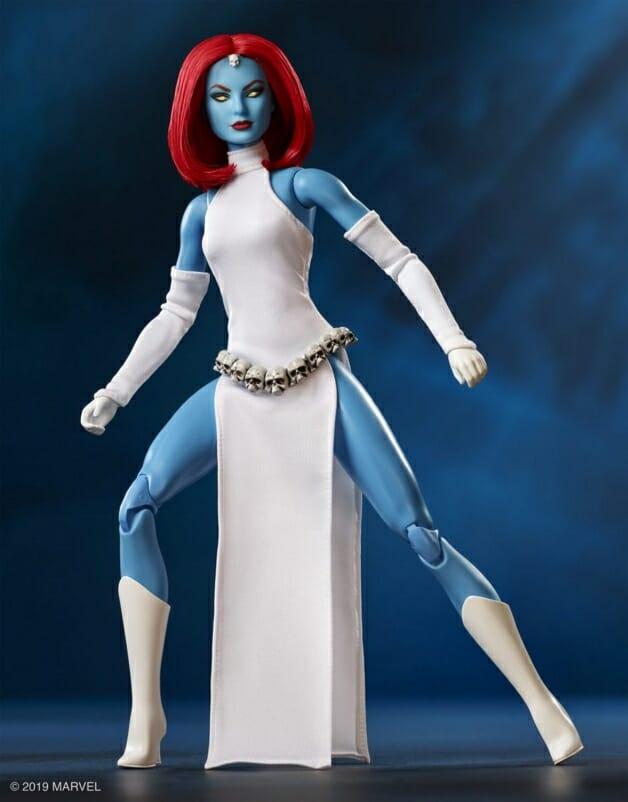 Barbie Marvel 1 - Barbie comemora 80 anos da Marvel com incrível coleção X-Men