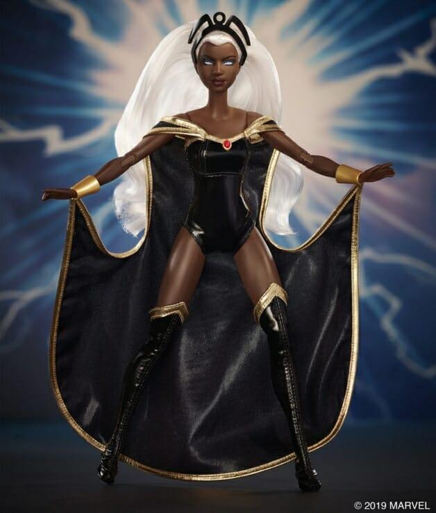 Barbie Marvel 3 - Barbie comemora 80 anos da Marvel com incrível coleção X-Men