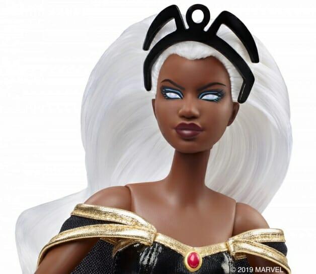 Barbie Marvel 4 - Barbie comemora 80 anos da Marvel com incrível coleção X-Men