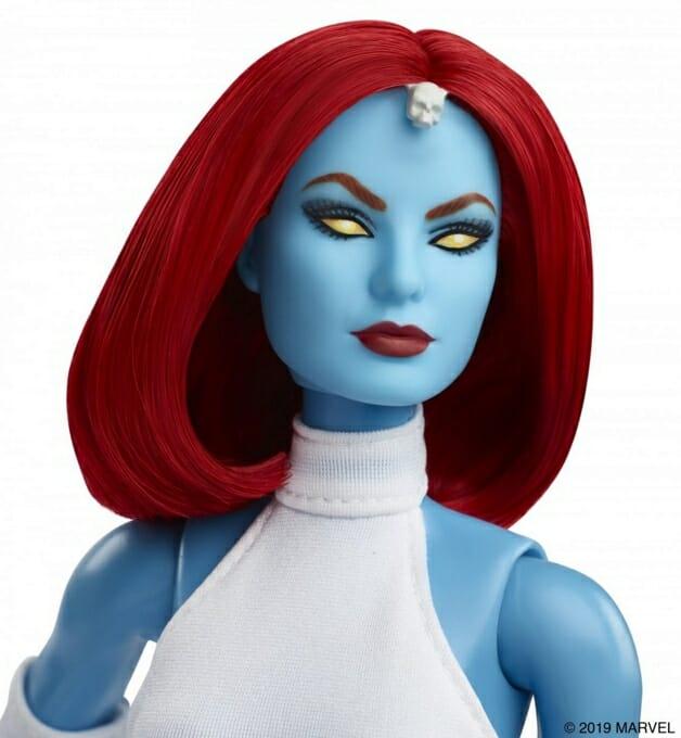 Barbie Marvel 6 - Barbie comemora 80 anos da Marvel com incrível coleção X-Men