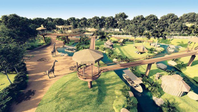 bioparque rio1 - Zoológico carioca ZooRio vira Bioparque e decreta fim do enjaulamento de animais