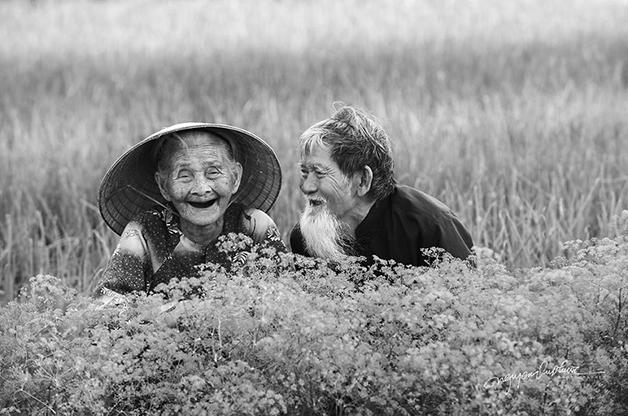 casal7 - Ensaio fotográfico eterniza momentos incrivelmente fofos de casal: juntos há 90 anos