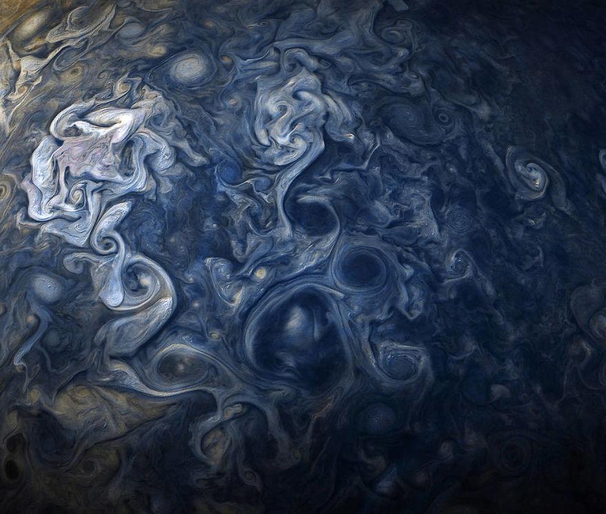 jup3 - Nasa divulga 30 fotos impressionantes em alta resolução do planeta maioral, Júpiter