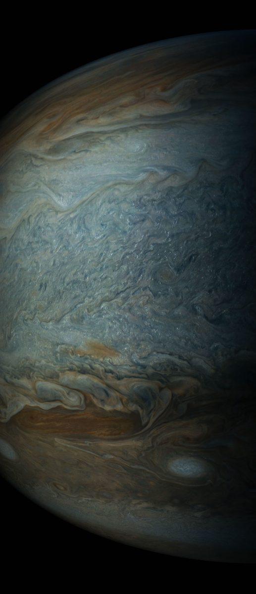 jup7 scaled - Nasa divulga 30 fotos impressionantes em alta resolução do planeta maioral, Júpiter
