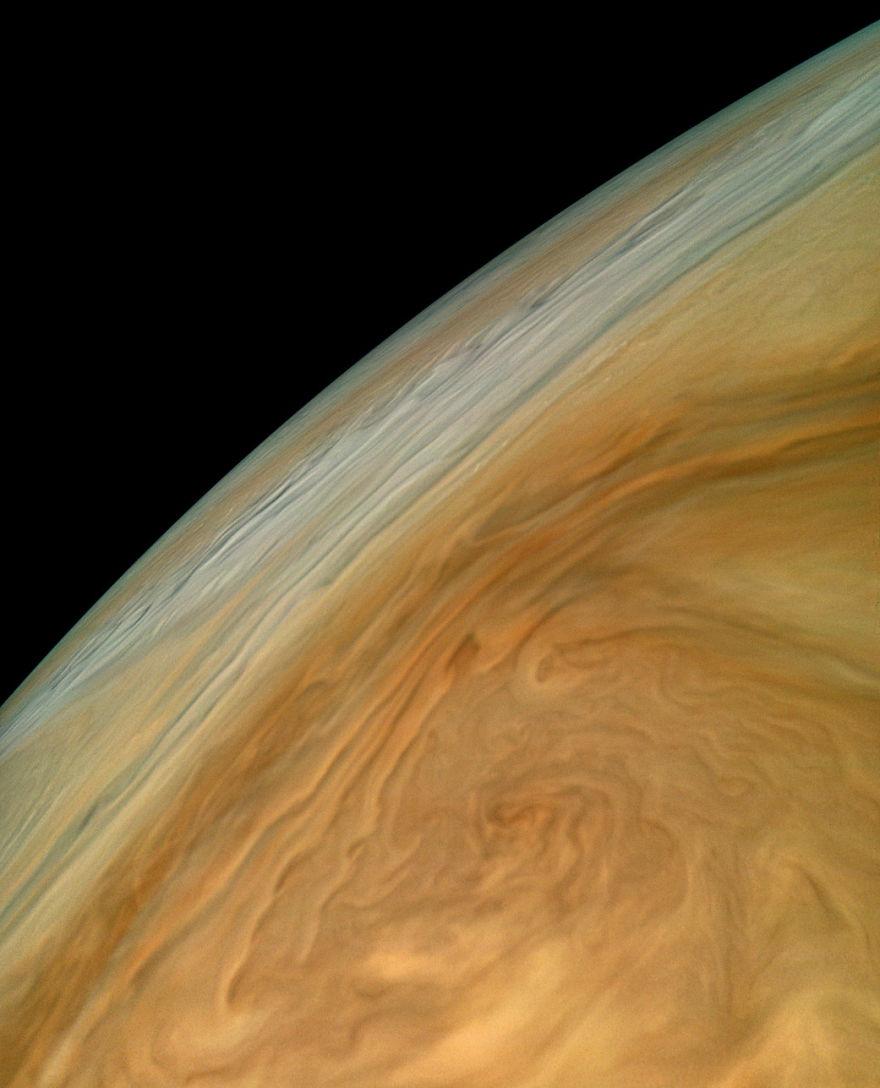 jup8 - Nasa divulga 30 fotos impressionantes em alta resolução do planeta maioral, Júpiter