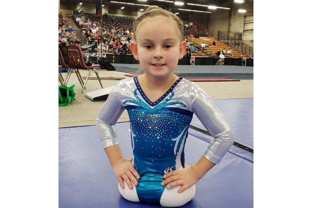 paige 1024x683 1 - Menina que nasceu sem as pernas dá um show na ginástica olímpica e o vídeo é inspirador