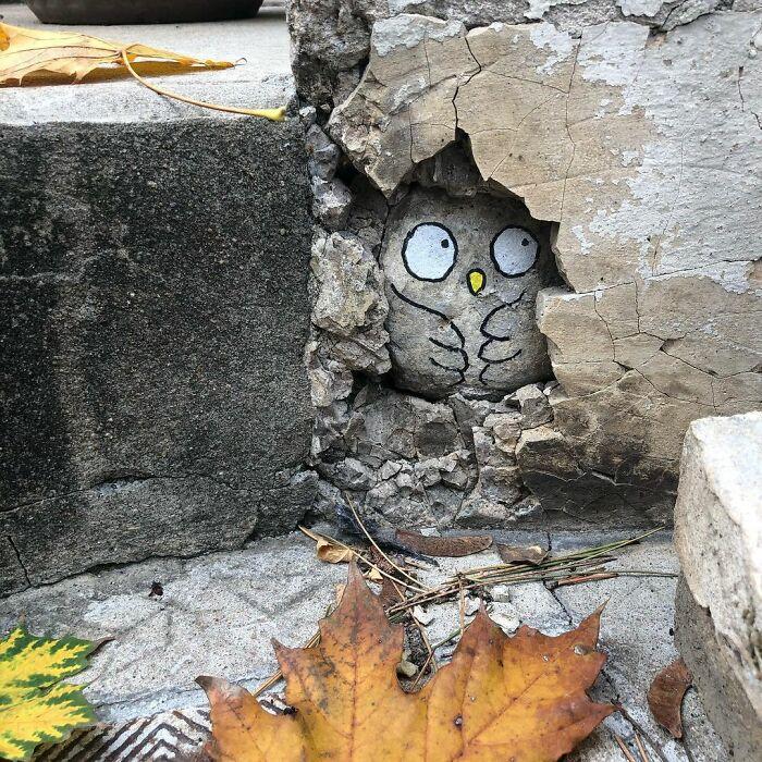 2 5fbb7d8c42831 700 - 10 maravilhosos atos de vandalismo feito por um artista francês