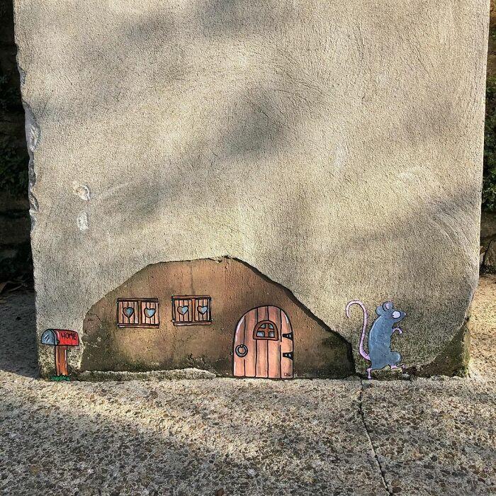23 5fbb7dadc4290 700 - 10 maravilhosos atos de vandalismo feito por um artista francês