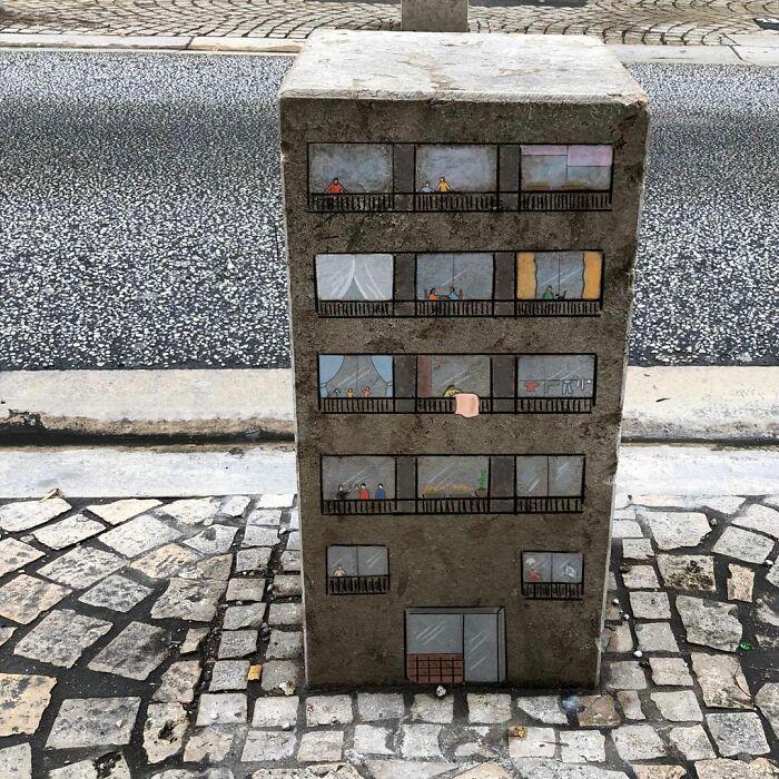94 5fbb7e248c610 700 - 10 maravilhosos atos de vandalismo feito por um artista francês