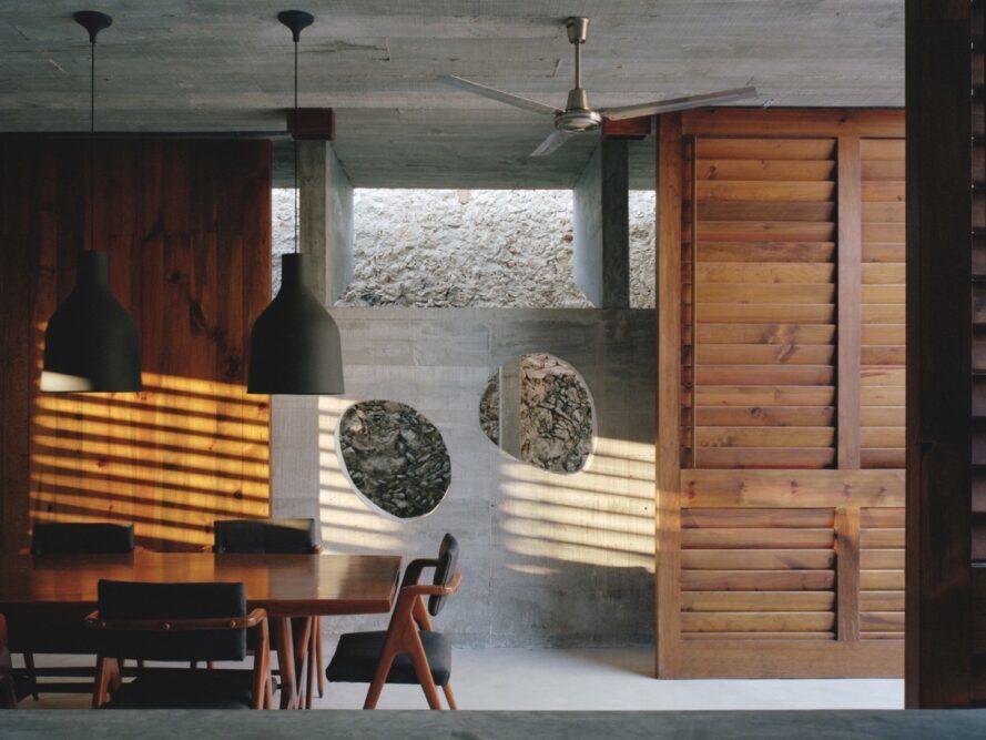 casa tecnicas maias 10 - Incríveis técnicas maia conseguem diminuir a temperatura das casas