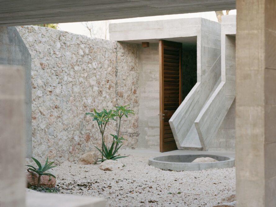 casa tecnicas maias 3 - Incríveis técnicas maia conseguem diminuir a temperatura das casas