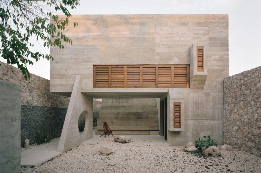 casa tecnicas maias 5 - Incríveis técnicas maia conseguem diminuir a temperatura das casas