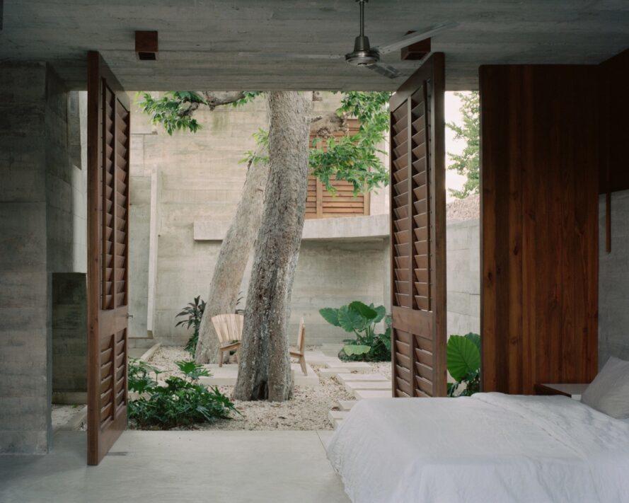 casa tecnicas maias 7 - Incríveis técnicas maia conseguem diminuir a temperatura das casas