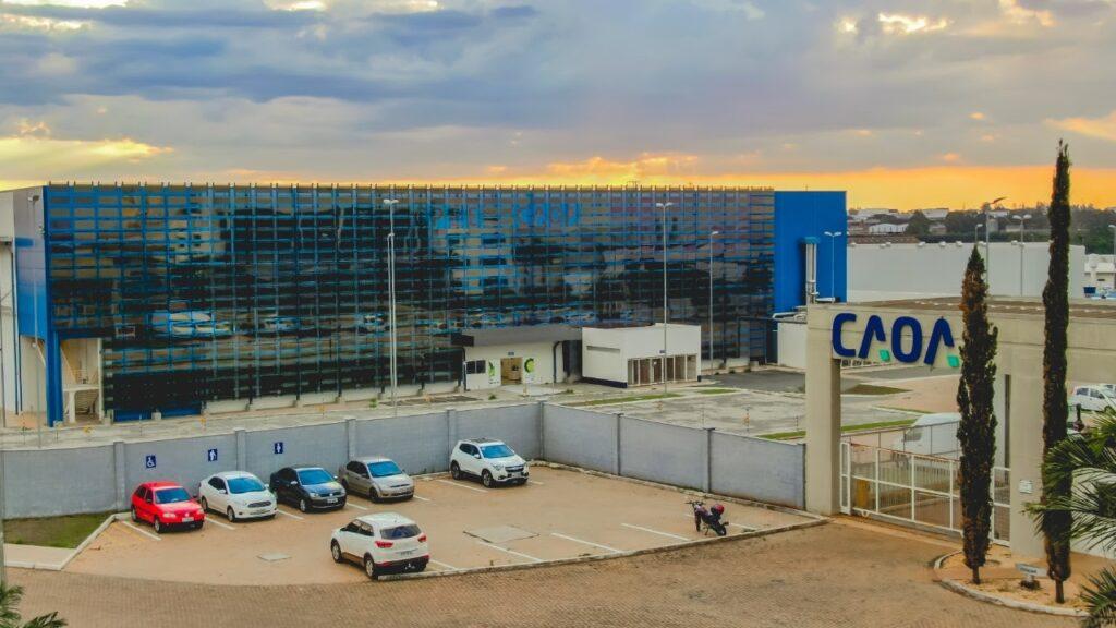 fachadasolar 1024x576 1 - Prédio em Goiás possui a maior fachada de vidro com filmes solares do planeta
