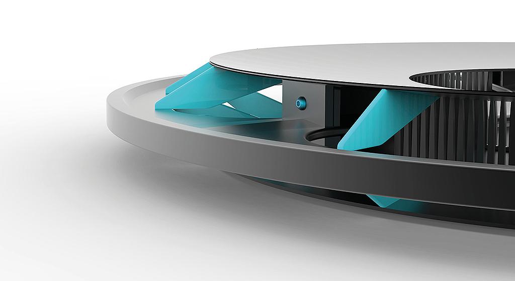 filtro de ar roda da bicicleta 3 - Inglesa cria incrível filtro de ar para rodas de bicicleta.