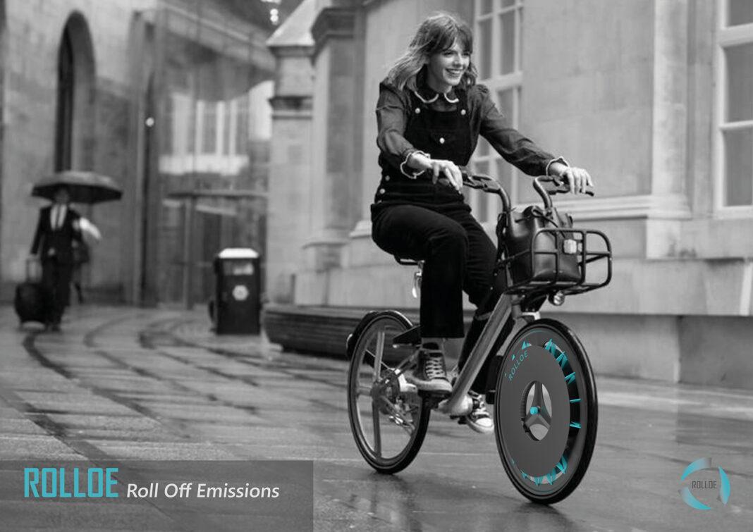 filtro de ar roda da bicicleta 4 1068x755 1 - Inglesa cria incrível filtro de ar para rodas de bicicleta.
