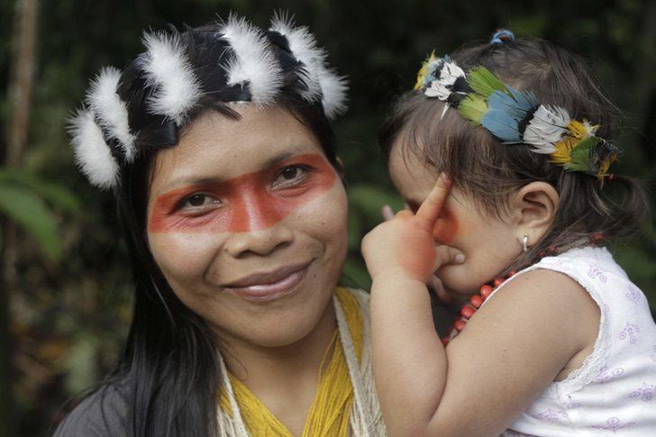 Foto 4 1536x1024 1 - Mulher indígena ganha prêmio ambiental em defesa da floresta amazônica