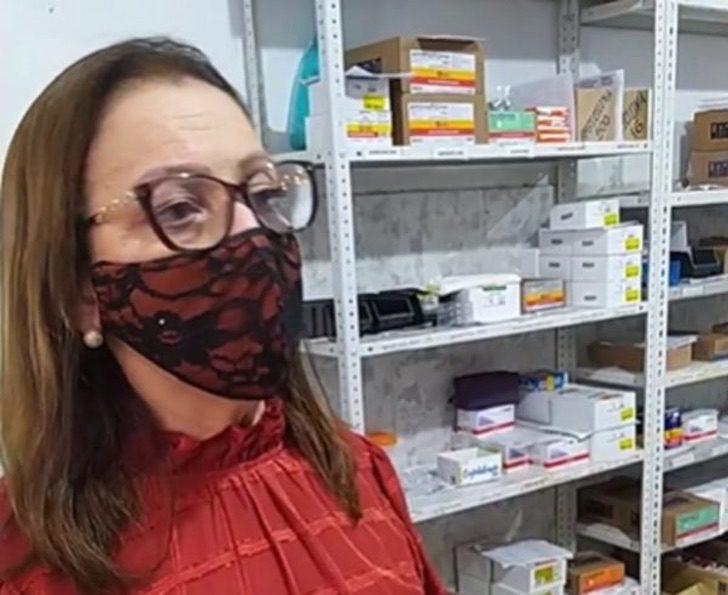 prefeita itapaje e1609831178768 - Prefeita que estudou medicina abandonou cerimônia de posse para ajudar vítimas de acidente