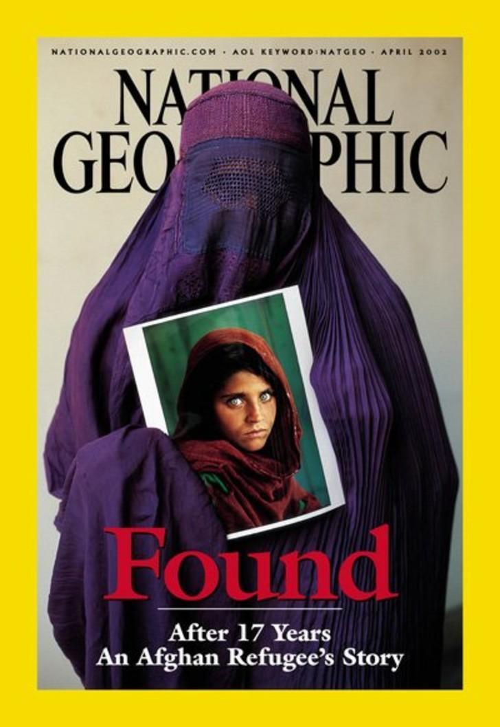 mujer afgana 3 - A garota afegã da National Geographic: uma reflexão sobre as mudanças no Afeganistão