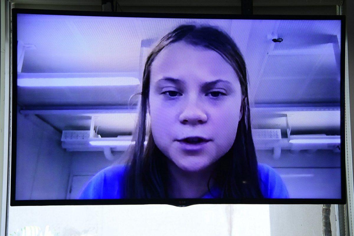 greta thunberg scaled - Greta Thunberg diz ao Senado que cuidado de líderes brasileiros ao meio ambiente é 'vergonhoso'