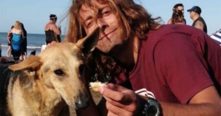 joven dio vida tratando salvar perrito ahogaba 2 - Jovem deu a própria vida para tentar salvar cachorrinho de afogamento: 'Herói de verdade', diz mãe